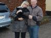 Mallaig Cliff Hanger - Cæsar skal med Susanne og Philip hjem til Dalum.